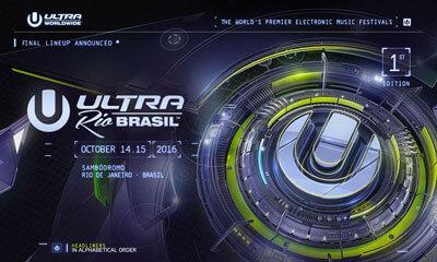 Ultra 2016 Flyer